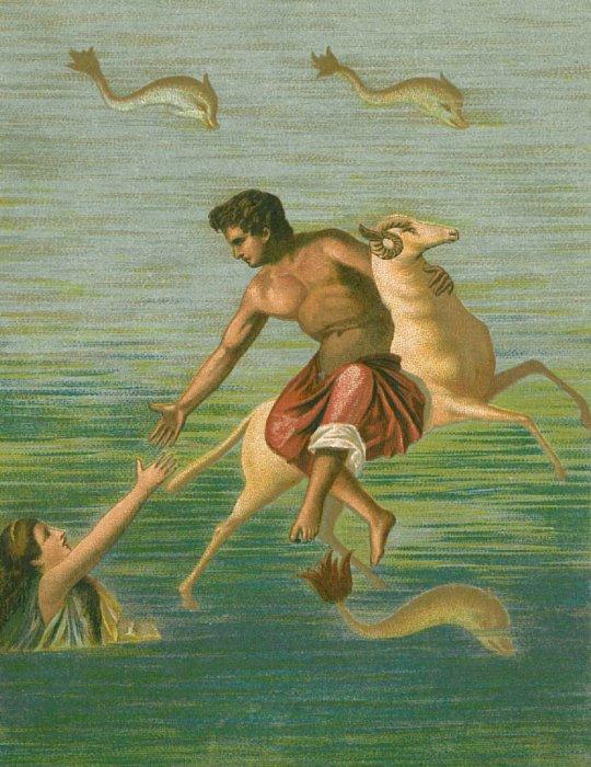ფრიქსე და ჰელლე