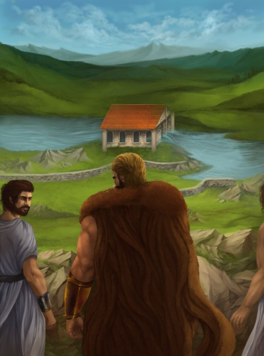 ჰერაკლე და ავგიას თავლა