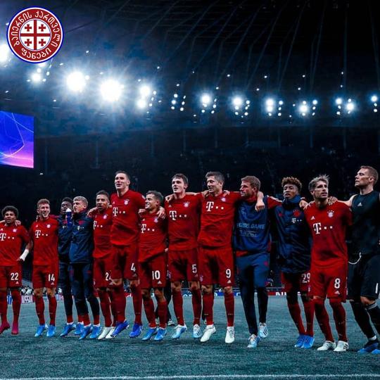 ბაიერნი და ჩემპიონთა ლიგა (2020)!