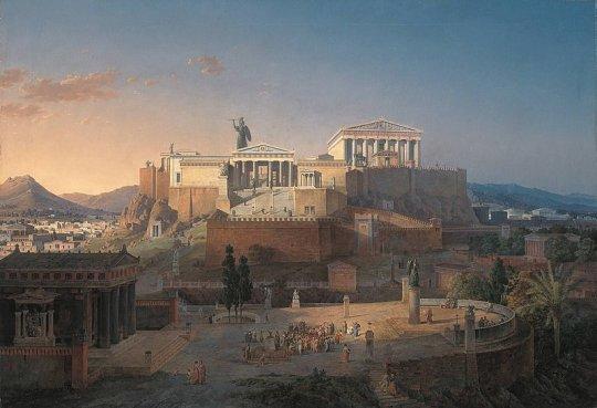1500-ზე მეტი დამოუკიდებელი ბერძნული პოლისი
