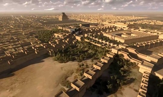 ბაბილონის კოსმოპოლიტური კულტურა