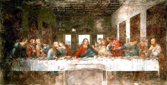 აზიარებდა თუ არა ქრისტე ერთი კოვზით