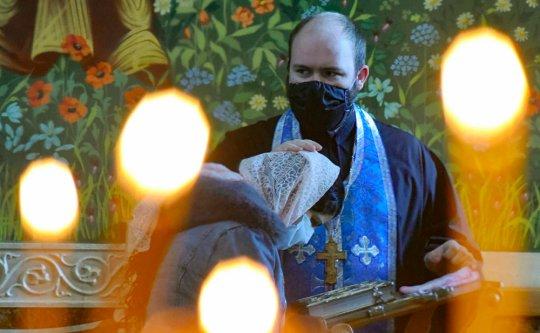 მოსკოვში  8 მღვდელი კორონავირუსით დაინფიცირდა