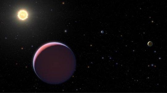 """ასტრონომებმა """"ბამბის ნაყინის"""" გასაოცარი პლანეტები აღმოაჩინეს"""