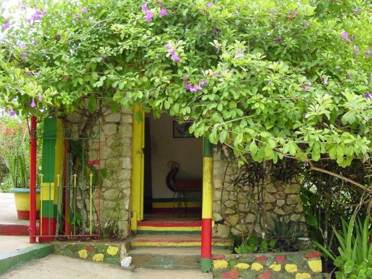 ბობ მარლის სახლი იამაიკაზე