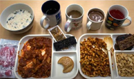 რას ჭამენ ჯარისკაცები მსოფლიოს სხვადასხვა ქვეყანაში?