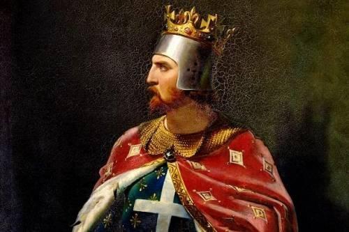 რიჩარდ I პლანტაგენეტი (ლომგული)