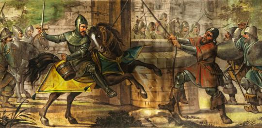 ბრძოლა ხის სათლისთვის. ვინ გაიმარჯვა ისტორიაში ყველაზე სულელურ ომში.