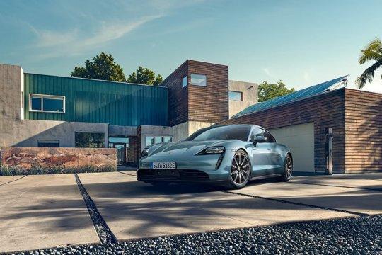 Porsche Taycan 4S - ყველაზე ძვირადღირებული ელექტრო მანქანა