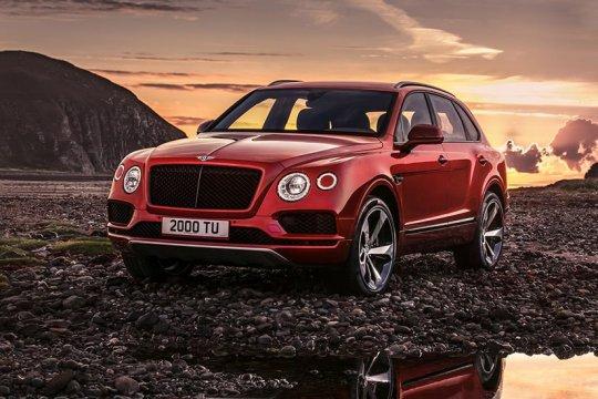Bentley Bentayga - ყველაზე ძვირადღირებული ჯიპი