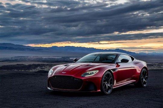 Aston Martin DBS Superleggera Volante - ყველაზე ვალიდური