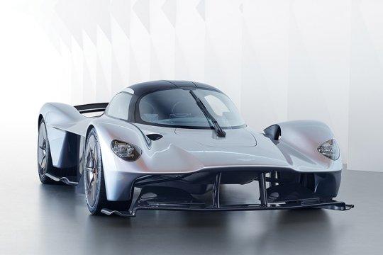 Aston Martin Valkyrie - ყველაზე ძვირადღირებული საშუალო ზომის ავტომობილი