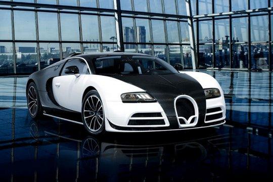 Bugatti Veyron Mansory Vivere - საუკეთესო მანქანა ფუფუნებისთვის