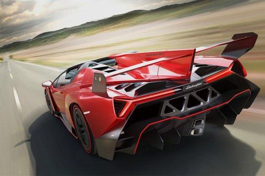Lamborghini Veneno Roadster - საუკეთესო სპორტული მანქანა