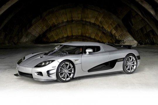 Koenigsegg CCXR Trevita - საუკეთესო საშუალო ძრავის სპორტული მანქანა