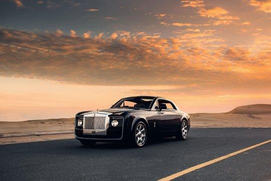 Rolls Royce Sweptail - ყველაზე ძვირადღირებული მანქანა,  რომლის ყიდვაც არ შეგიძლიათ