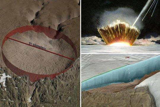 მოხდა თუ არა დედამიწაზე დიდი კატასტროფა ძვ.წ. 11, 000 წლისთვის?