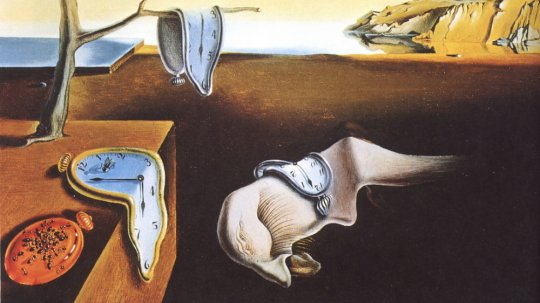 Salvador Dalì. 1931. The persistence of memory