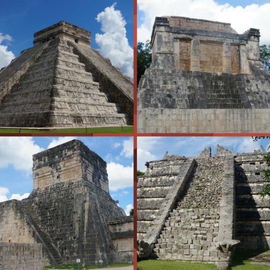 ამერიკული პირამიდები
