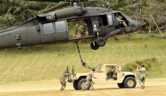 ამერიკელი სამხედროები სამხედრო კორესპონდენტების ობიექტივში. კოლაჟი