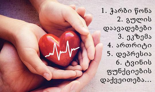 რა უნდა ვიცოდეთ «კარგი» და  «ცუდი» ცხიმების შესახებ? –  ეს მნიშვნელოვანია!