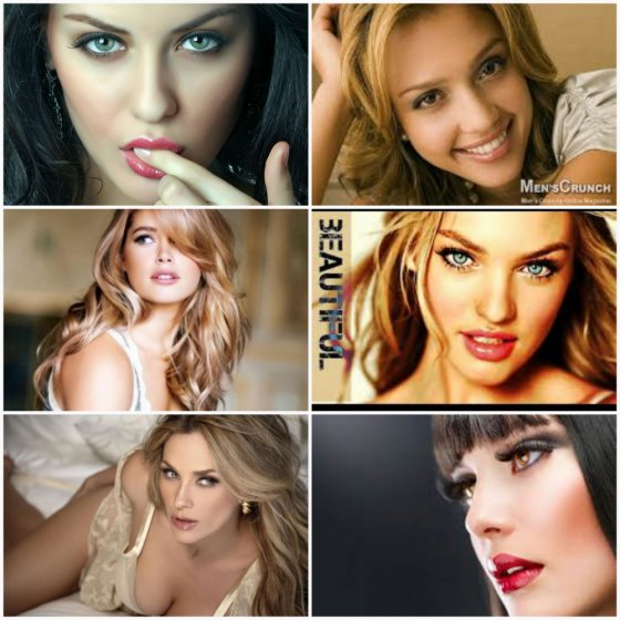 ლამაზი ქალბატონები