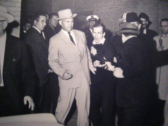 ჯონ კენედის მკვლელის მკვლელი!