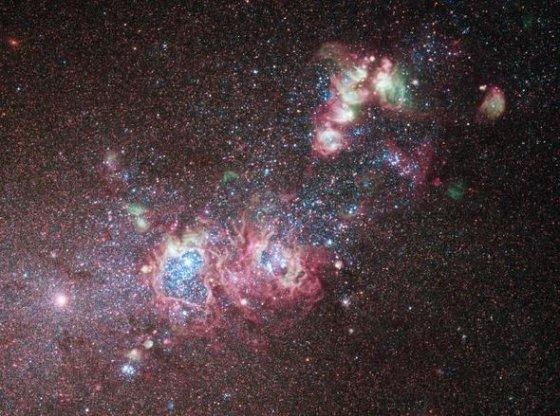 ვარსკვლავების პროცესების რეგიონი