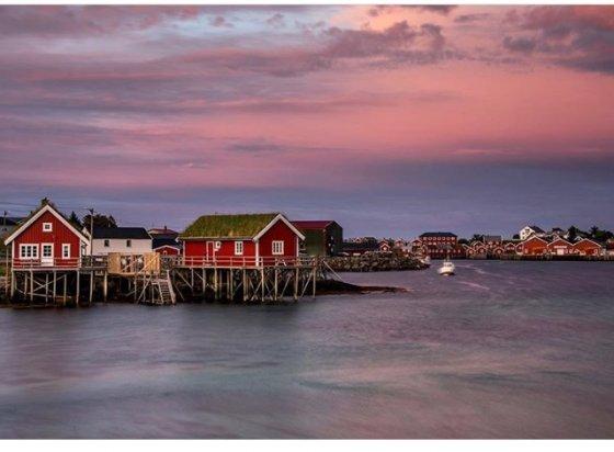 ნორვეგიის ულამაზესი კუნძული