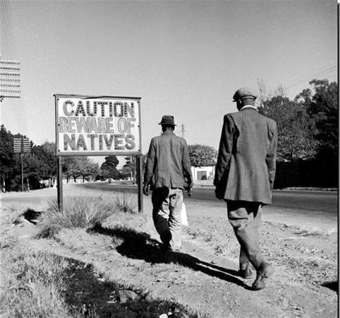 თეთრკანიანების სოფელი სამხრეთ აფრიკაში