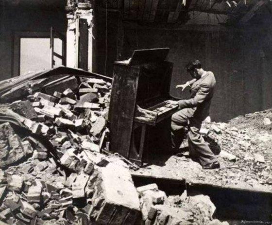 კონცერტი ვროცლავიში მეორე მსოფლიო ომი 1945 წელი