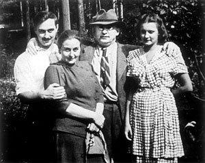 ლავრენტი ბერიას ოჯახი