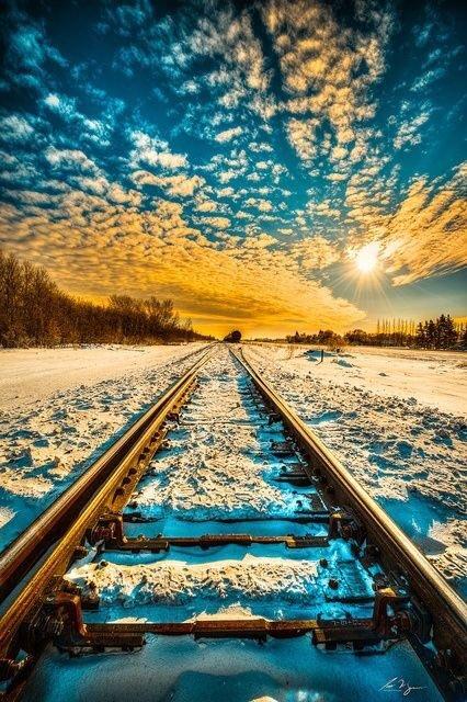 სილამაზე ზამთარში