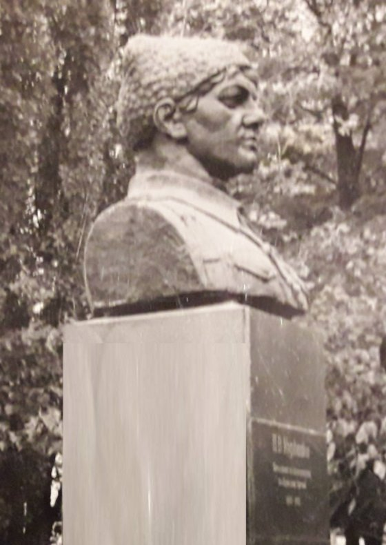 კურიშკოს ძეგლი წითელწყაროში