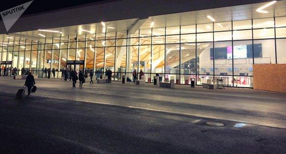 საქართველოს აეროპორტებში მგზავრთნაკადი 36 პროცენტით გაიზარდა