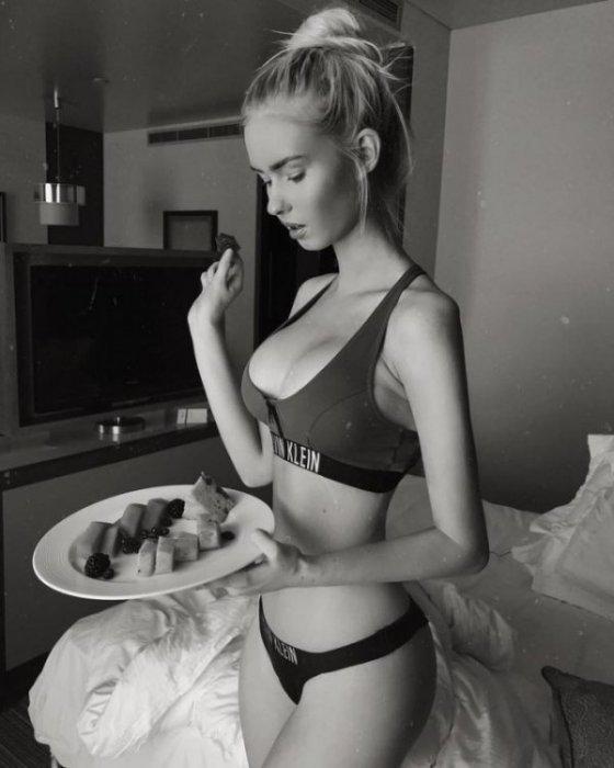 დილას იწყებს ჯასნსაღი კვებით