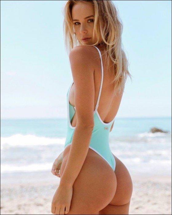 გოგო სანაპიროდან