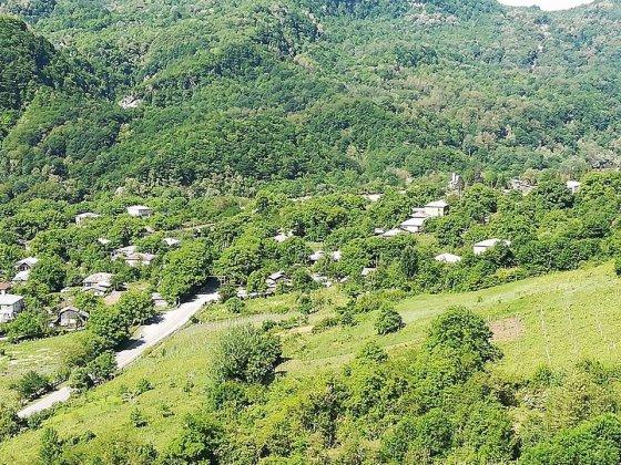 სოფელი ხვანჭკარა