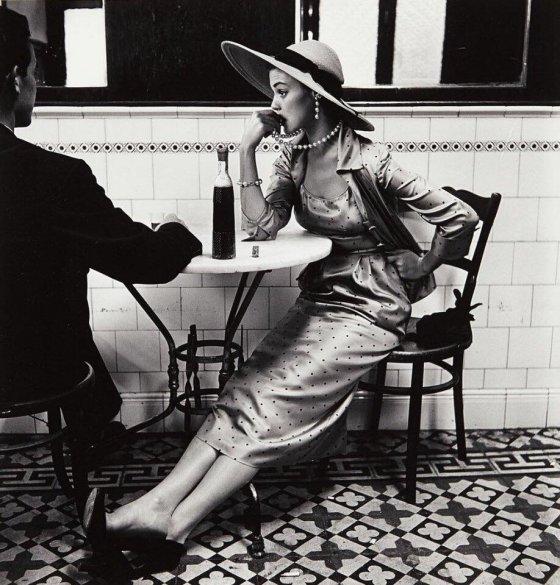 ქალბატონი რესტორანში. პერუ, 1948 წელი