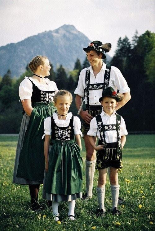 ბავარიული ოჯახი