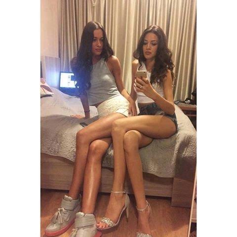 ქართველი ლამაზი გოგონები