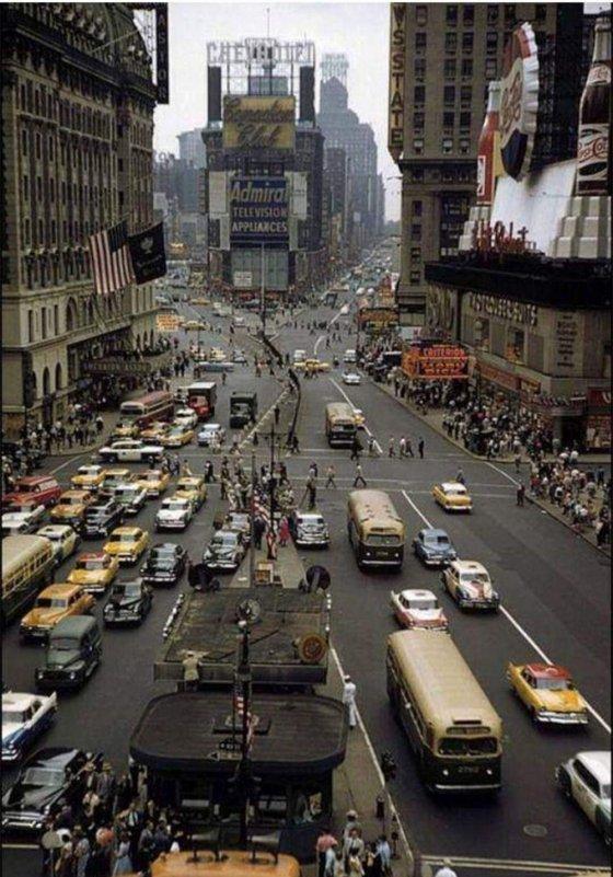 ნიუ იორკი 1958 წელს