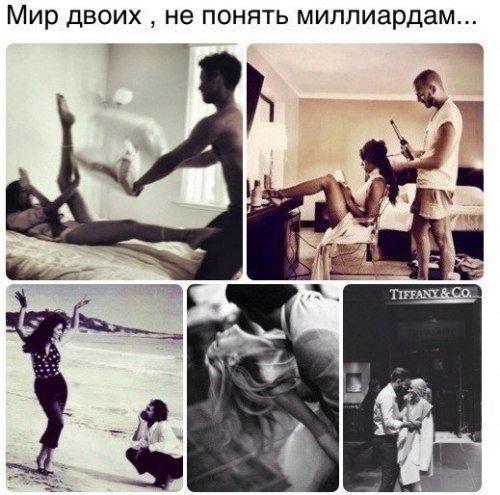 მეოთხე ფოტო ყველაზე მეტად ასახავს ქალის ბედნიერებას, ასე მგონია...