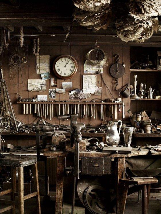 ხელოსნის ოთახი