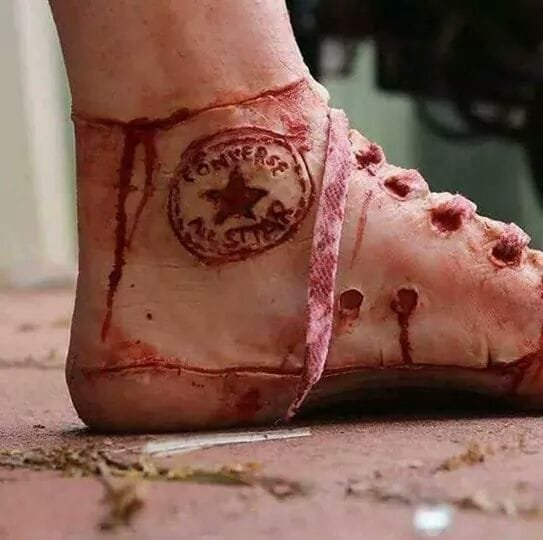 უუუუუუუუუუუხ...ჩვეულო ფეხსაცმელი