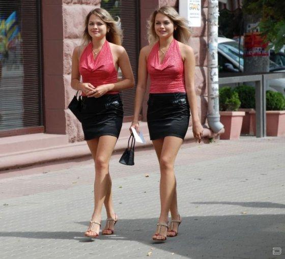ულამაზესი ტყუპები, იმედია ერთ ქალაქში არ გათხოვდებიან, თორემ პრობლემა გარდაუვალია