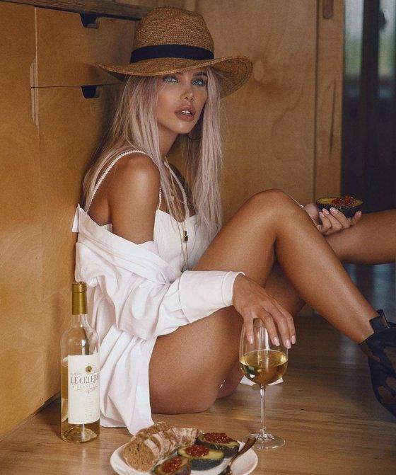 თეთრი ღვინო ყვარებია