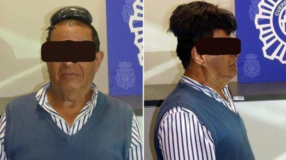 """სურათი""""დაცემაა"""", ბარსელონაში დააკავეს კოლუმბიელი, რომელმაც კოკაინი პარიკით შეიტანა"""