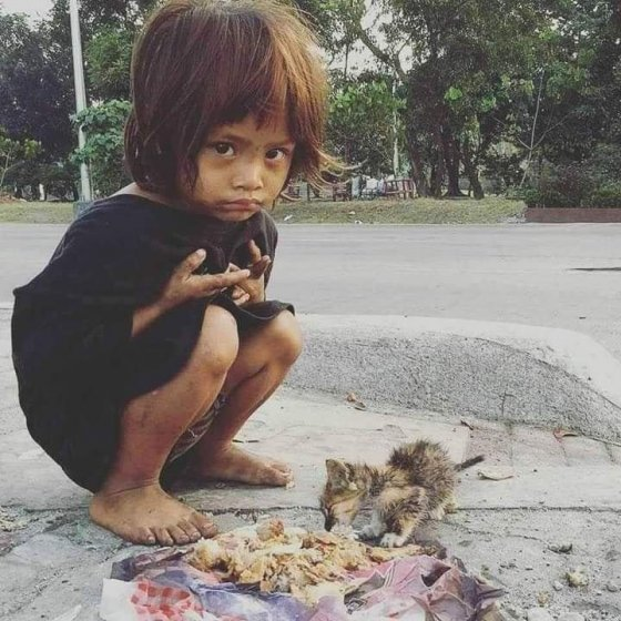 ის ვისზეც უნდა ზრუნავდნენ ზრუნავს სხვაზე...