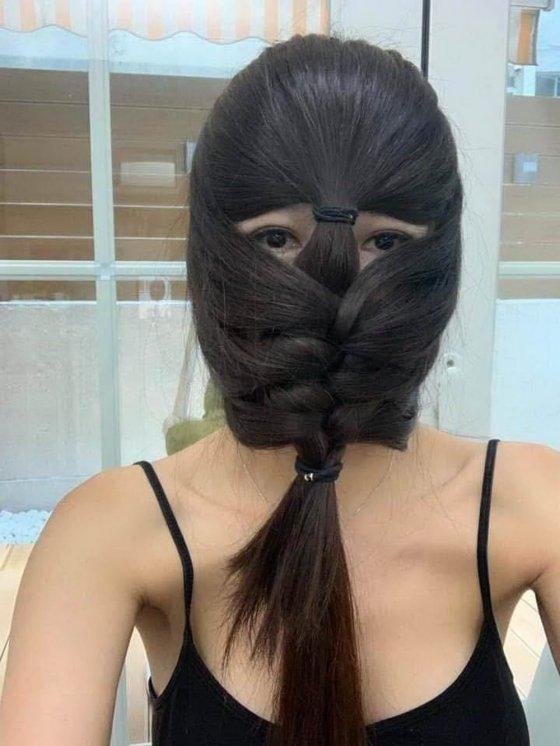 თმის ნიღაბი
